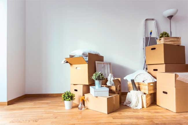 Move-In/Out Cleaning Services for Property Managers